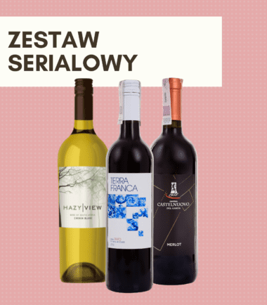 wino do serialu
