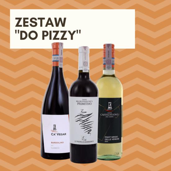 wino do pizzy